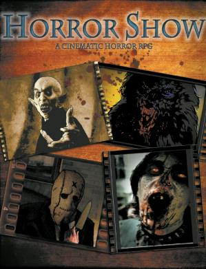 Bedrock Games: Horror Show RPG